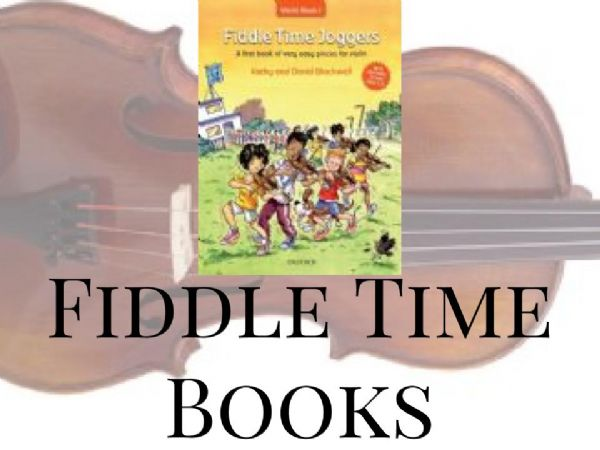 Fiddle Time Books